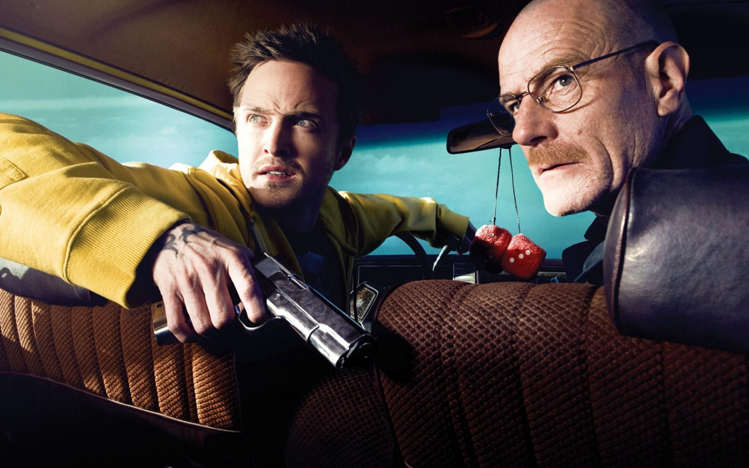 Weil 'Breaking Bad' keine realistische Serie ist, sieht sie wenigstens so aus: als wäre jeden Tag 'Traffic' von Steven Soder