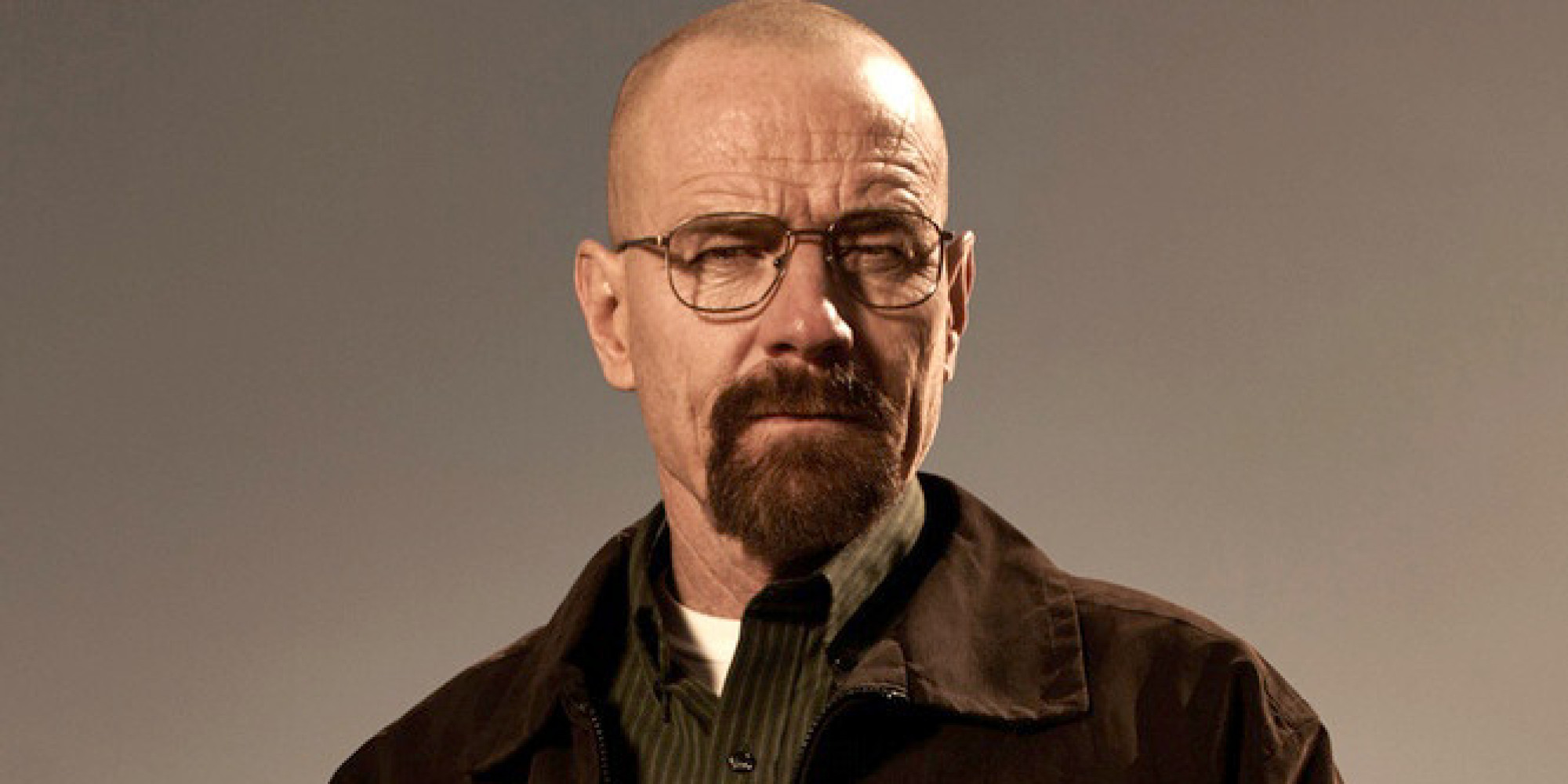 10. Breaking Bad - Walter White (Bryan Cranston)