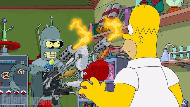 9. The Simpsons - Homer Simpson  Er ist ungebildet, begriffsstutzig, faul, verfressen, fett, verantwortungslos, egoistisch, v