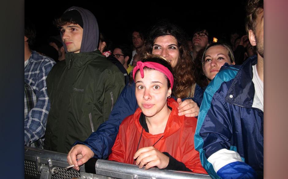 Die Fans am Hurricane-Samstag