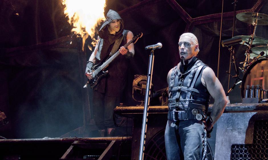 Rammstein stellen unglaublichen Live-Rekord in Russland auf