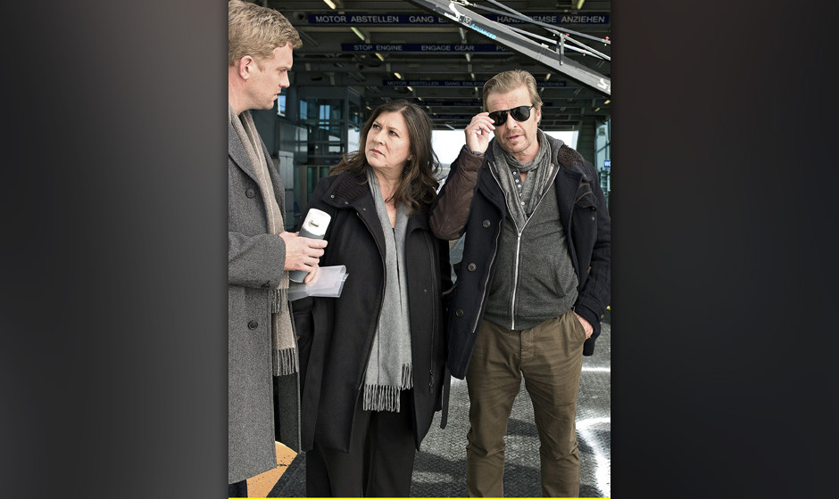 ARD/SWR TATORT, 'Letzte Tage', Fernsehfilm Deutschland, Buch: Stefan Dähnert, Regie: Elmar Fischer, am Sonntag (23.06.13) um