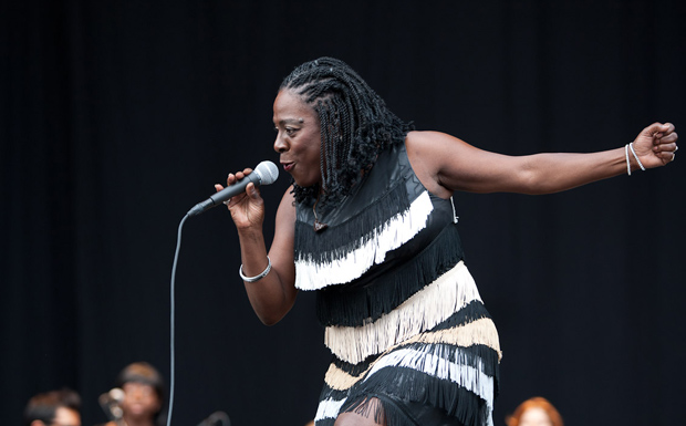 Sharon Jones & The Dap-Kings.