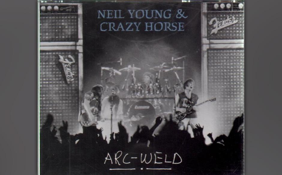 """19. Neil Young - Arc/Weld (1991)  Nach dem Wiedererwachen mit """"Freedom"""" und dem rustikalen """"Ragged Glory"""" ging Neil Y"""