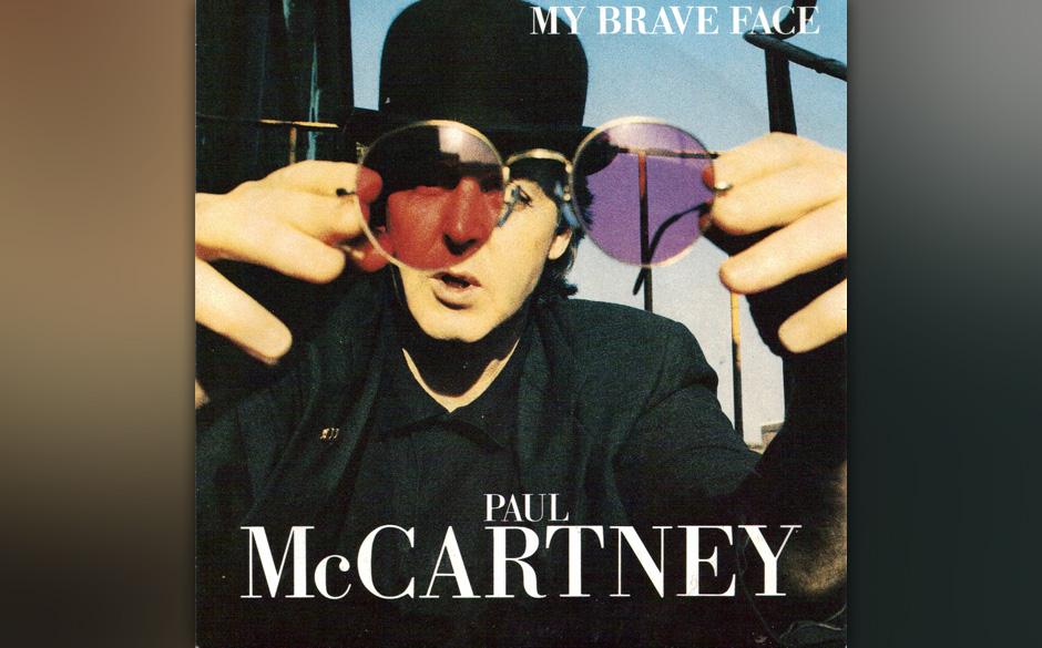 39. My Brave Face (Auf 'Flowers In The Dirt', 1989). Noch eine Co-Komposition von McCartney und MacManus (so der bürgerliche