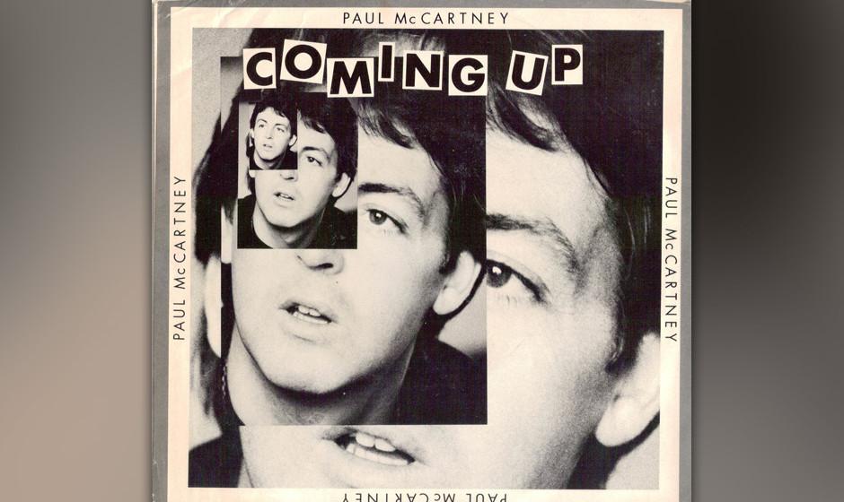 """11. Coming Up (Auf """"McCartney II"""", 1980)  John Lennon soll seinen Assistenten gebeten haben, rechts ranzufahren und das n"""