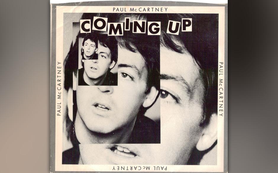 "9. Coming Up (Auf ""McCartney II"", 1980)  John Lennon soll seinen Assistenten gebeten haben, rechts (er lebte in New York,"