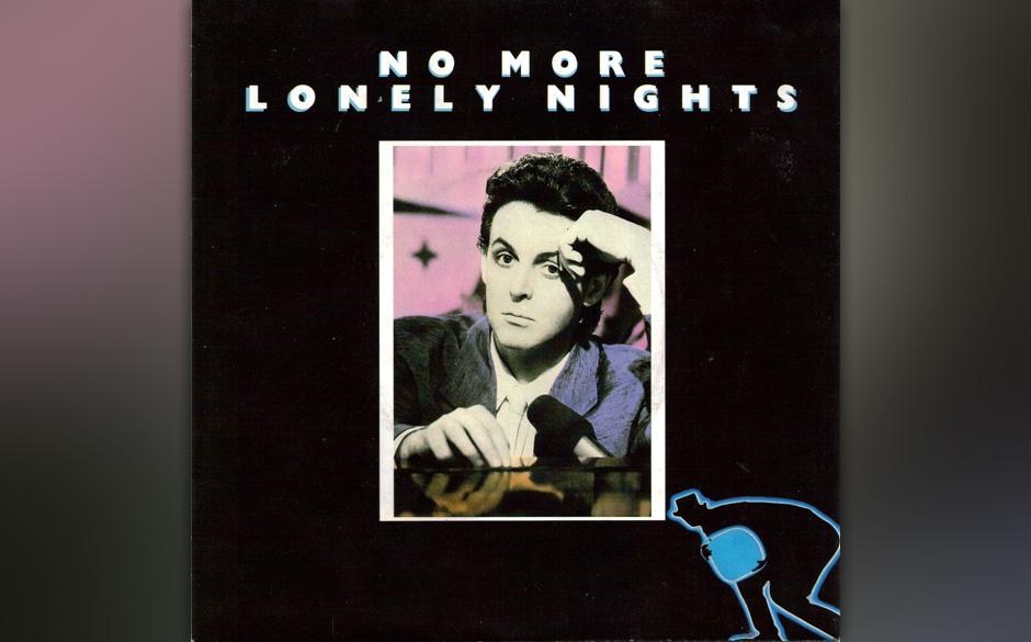 """42. No More Lonely Nights (Auf """"Give My Regards To Broad Street"""", 1984). Selbst der scheußliche Film (und Soundtrack zu)"""