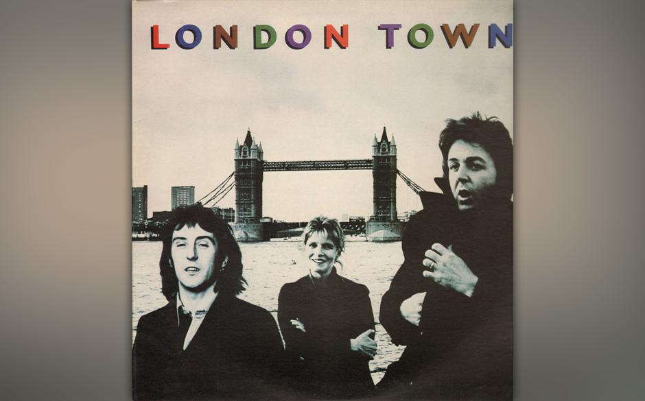 """59. Girlfriend (Auf """"London Town"""", 1978). Michael Jackson machte diesen Song mit seiner Version auf """"Off The Wall"""", d"""