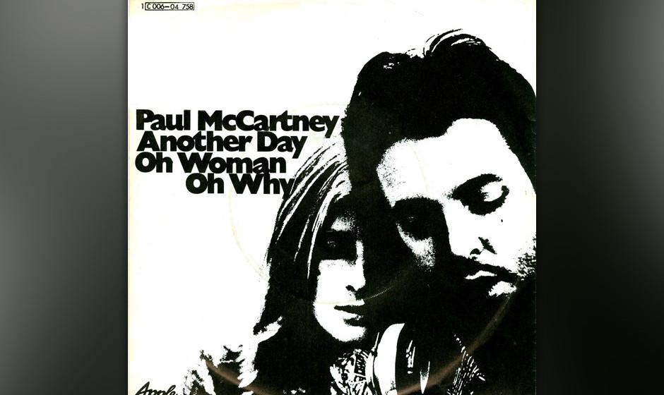 """6. Another Day (Single, 1971) Bei den Aufnahmen zu """"Ram"""" in New York suchte McCartney nach einem neuen Sound, der sein We"""