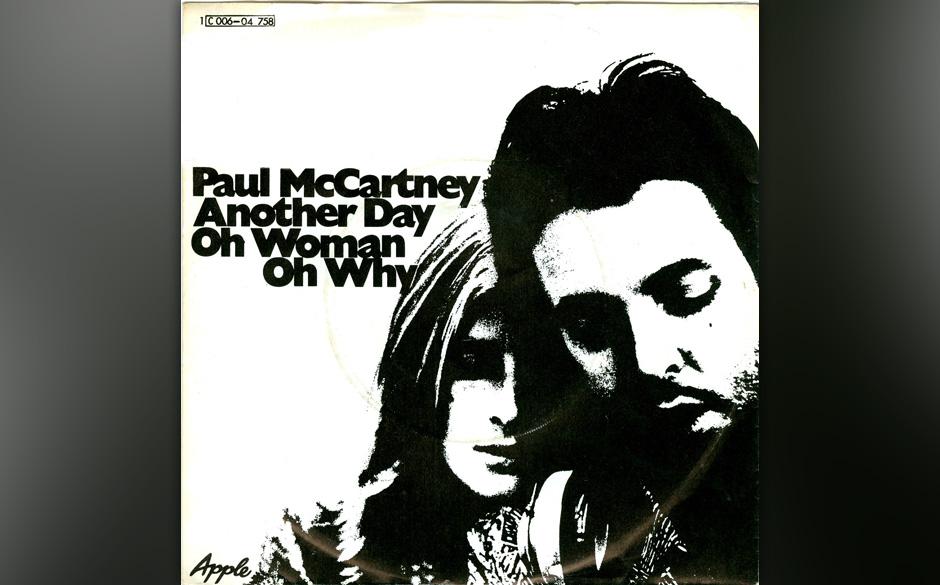 """5. Another Day (Single, 1971) Bei den Aufnahmen zu """"Ram"""" in New York suchte McCartney nach einem neuen Sound, der sein We"""