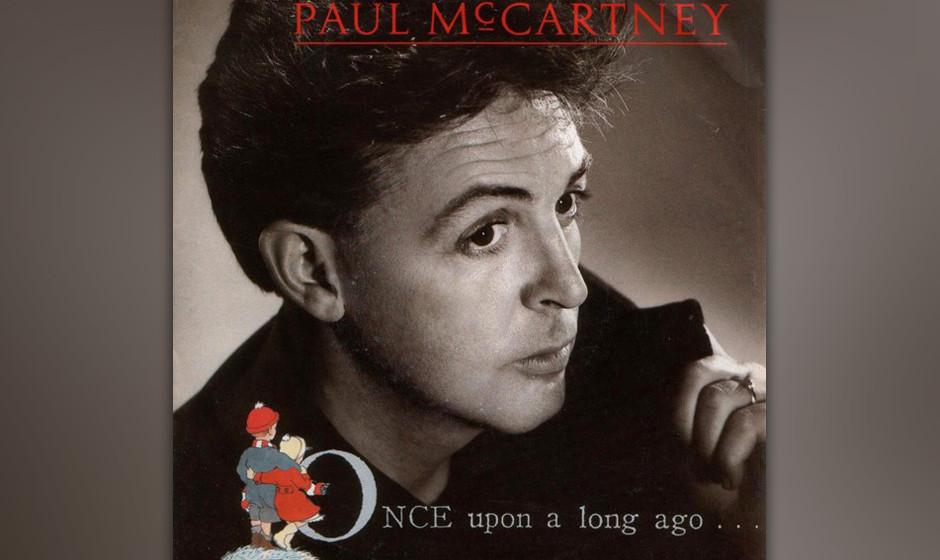 "49. Once Upon A Long Ago (Auf ""All The Best"", 1987). Zu sentimental fand Regisseur Rob Reiner diesen Song, den McCartney"
