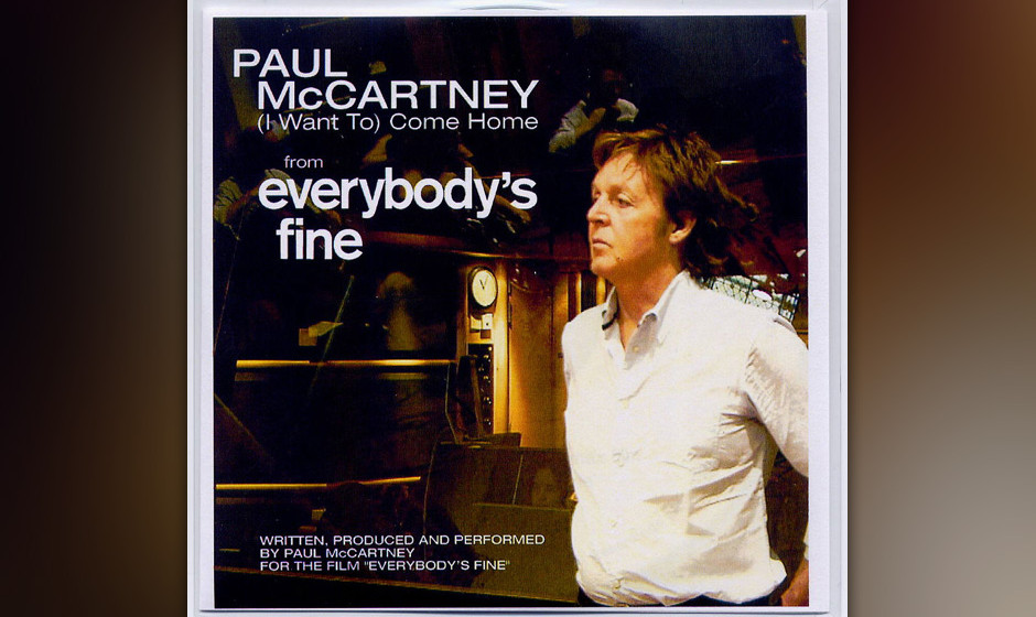 """44. (I Want To) Come Home (Single, 2010). """"For so long I was out in the cold,/ And I taught myself to believe every story I"""