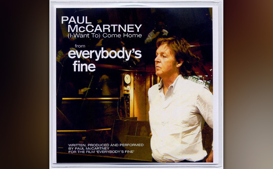 """43. (I Want To) Come Home (Single, 2010). """"For so long I was out in the cold,/ And I taught myself to believe every story I"""