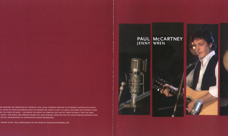 """23. This Loving Game (Auf der CD-Single""""Jenny Wren"""", 2005). Vermutlich muss man den Produzenten Nigel Godrich fragen, der"""