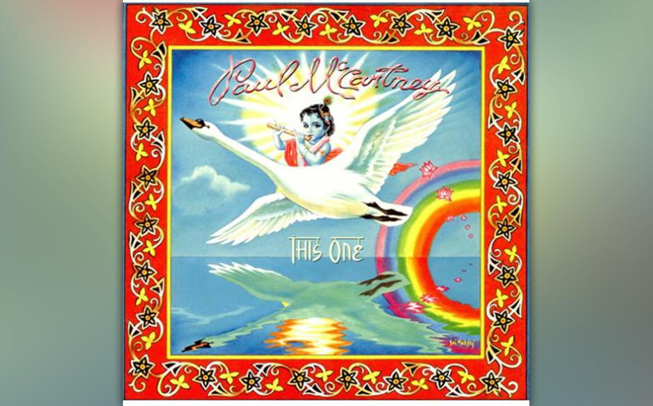 """68. This One (Auf """"Flowers In The Dirt"""", 1989). Leichte Psychedelia, ein bisschen Indien und sehr viel 80s-Pop. Hätte ei"""
