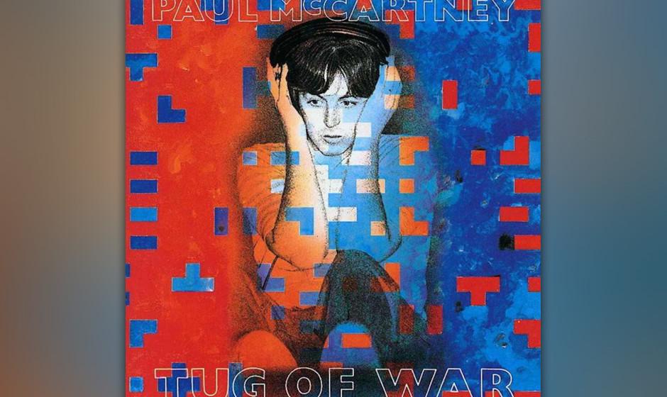 """51. Somebody Who Cares (Auf """"Tug Of War"""", 1982). Ein simples Country-Folk-Stück das McCartney mit einem sublimen Arrange"""