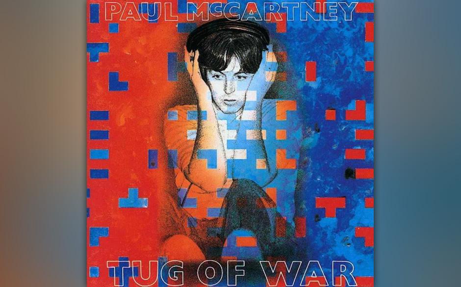 """46. Somebody Who Cares (Auf """"Tug Of War"""", 1982). Ein simples Country-Folk-Stück das McCartney mit einem sublimen Arrange"""