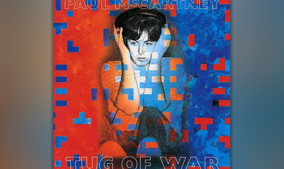 "41. Here Today (Auf ""Tug Of War"", 1983). McCartney anrührendes Tribut an John Lennon. ""The only thing you've done wa"