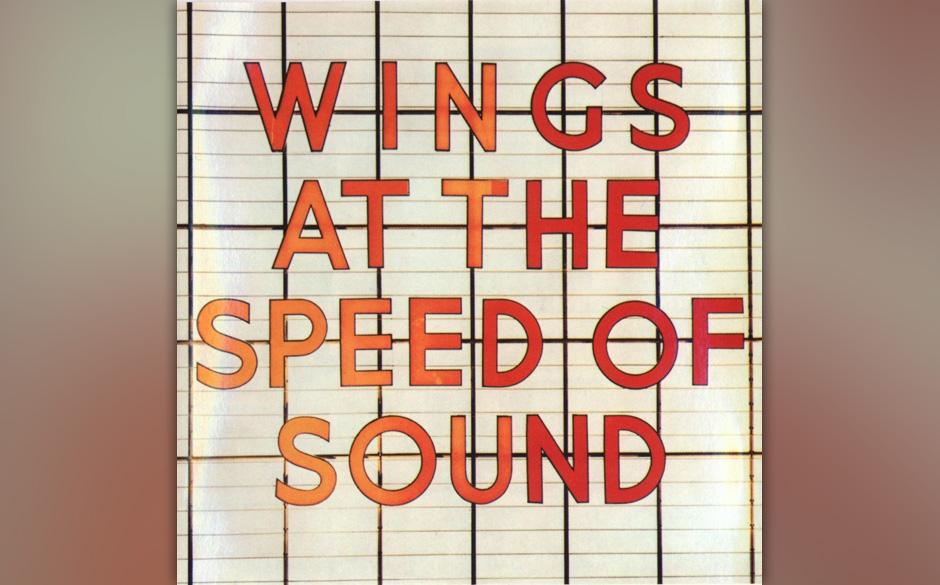 """57. San Ferry Anne (Auf """"Wings At The Speed Of Sound"""", 1976). Eine kleine angejazzte Kostbarkeit, versteckt am Ende eines"""