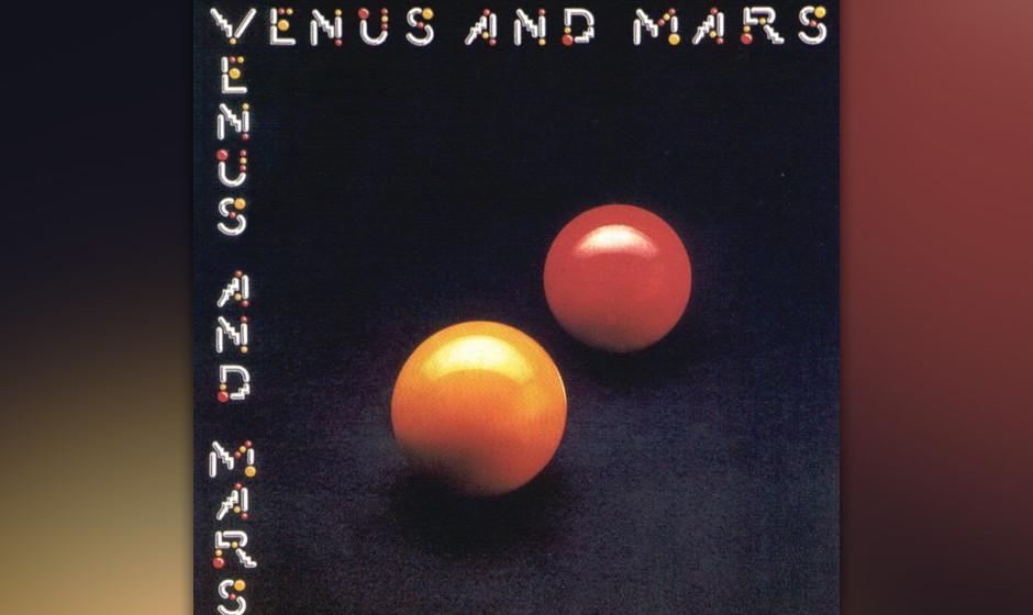 """37. Magneto And Titanium Man (Auf """"Venus And Mars"""", 1975). Im Urlaub auf Jamaica entwickelte McCartney eine Leidenschaft"""