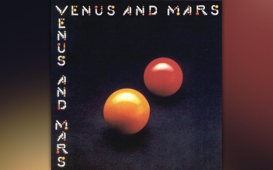 """31. Magneto And Titanium Man (Auf """"Venus And Mars"""", 1975). Im Urlaub auf Jamaica entwickelte McCartney eine Leidenschaft"""
