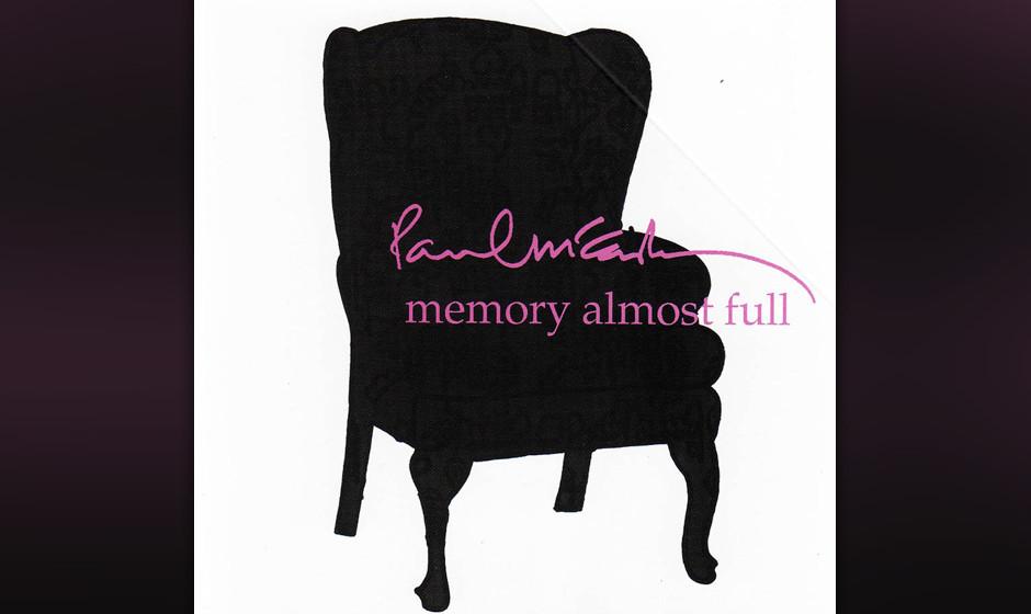 """21. Why So Blue (Auf der Bonus-Disc von """"Memory Almost Full"""", 2007). Eine herrlich vertrackte Melodie und ein poetisch me"""