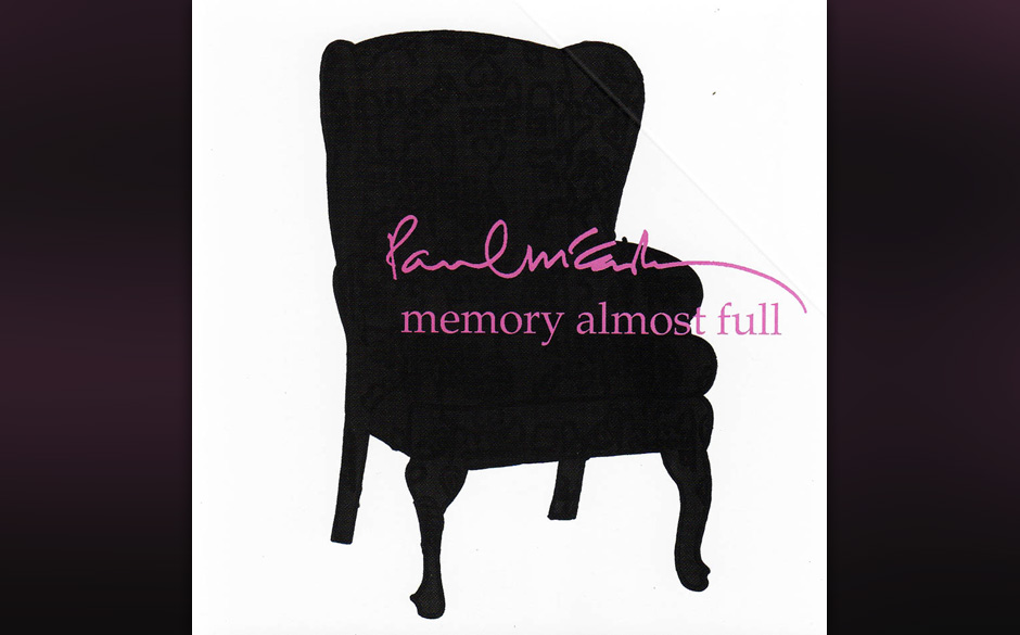 """20. Why So Blue (Auf der Bonus-Disc von """"Memory Almost Full"""", 2007). Eine herrlich vertrackte Melodie und ein poetisch me"""