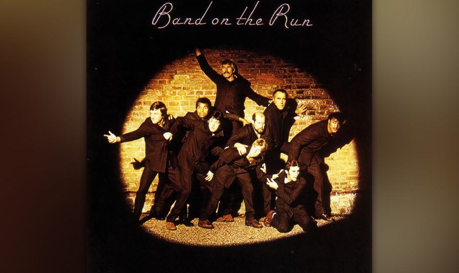 """45. Bluebird (Auf """"Band On The Run"""", 1973). Auf dem """"Band On The Run""""-Album wird dieser leichtfüßige, von Calypso-R"""