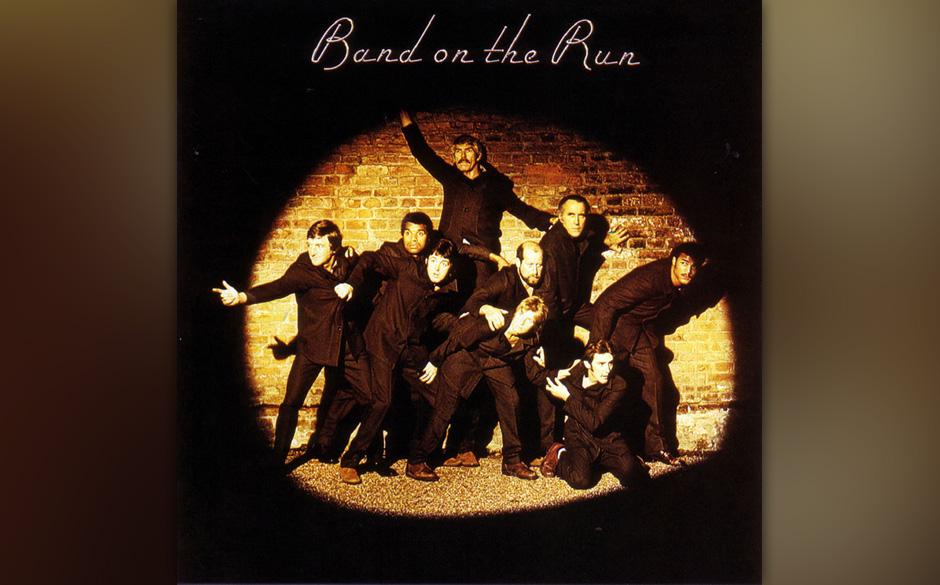 """44. Bluebird (Auf """"Band On The Run"""", 1973). Auf dem """"Band On The Run""""-Album wird dieser leichtfüßige, von Calypso-R"""