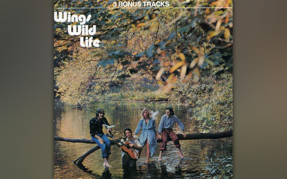 """29. Dear Friend. (Auf """"Wild Life"""", 1971). Nach dem kleinen Post-Beatles-Krieg, den McCartney (""""Too Many People"""" und d"""