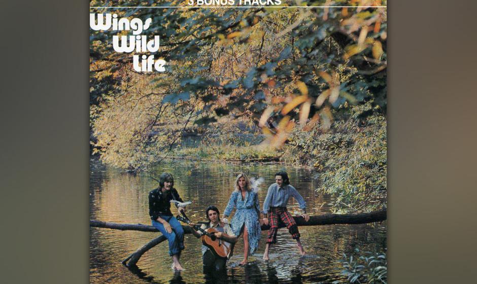 """18. Tomorrow (Auf """"Wings Wild Life"""", 1971). Noch so ein wundervolles, zwischen Abschied vom alten Leben und Ankommen im n"""