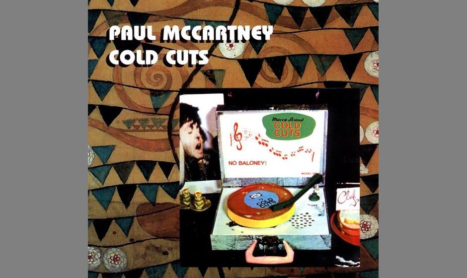 """39. Waterspout (Unveröffentlicht). Track von der für Anfang 1981 angedachten Outtake-Sammlung """"Cold Cuts"""", die nach der"""