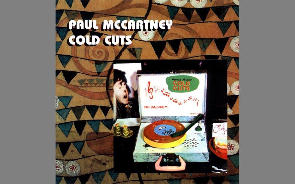 """38. Waterspout (Unveröffentlicht). Track von der für Anfang 1981 angedachten Outtake-Sammlung """"Cold Cuts"""", die nach der"""