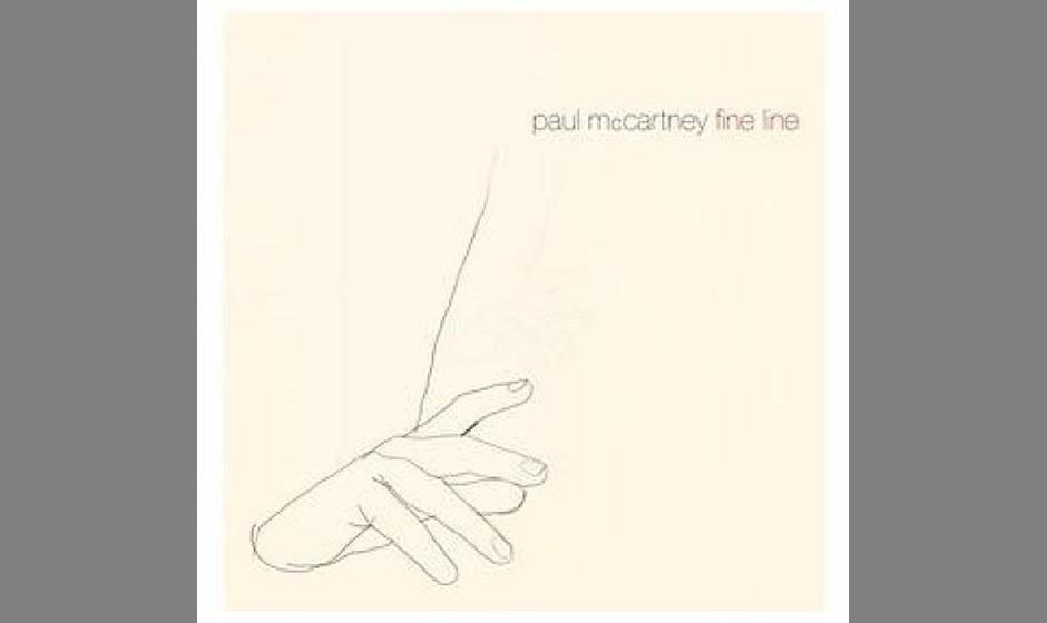 """28. Growing Up Falling Down (Auf der B-Seite von """"Fine Line"""", 2005). Da haben Produzent Nigel Godrich und Paul McCartney"""