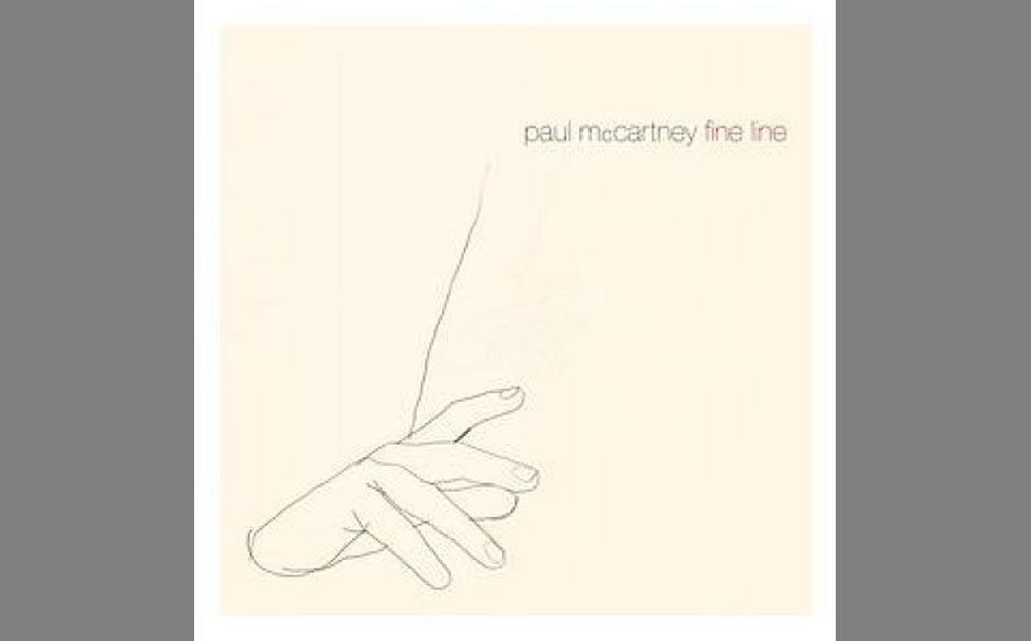 """27. Growing Up Falling Down (Auf der B-Seite von """"Fine Line"""", 2005). Da haben Produzent Nigel Godrich und Paul McCartney"""