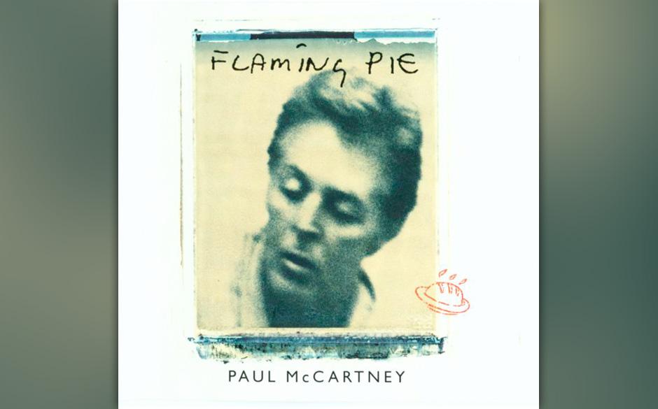 """21. Calico Skies (Auf """"Flaming Pie"""", 1997). McCartney schrieb diesen virtuosen Folksong 1991 auf Long Island, während si"""
