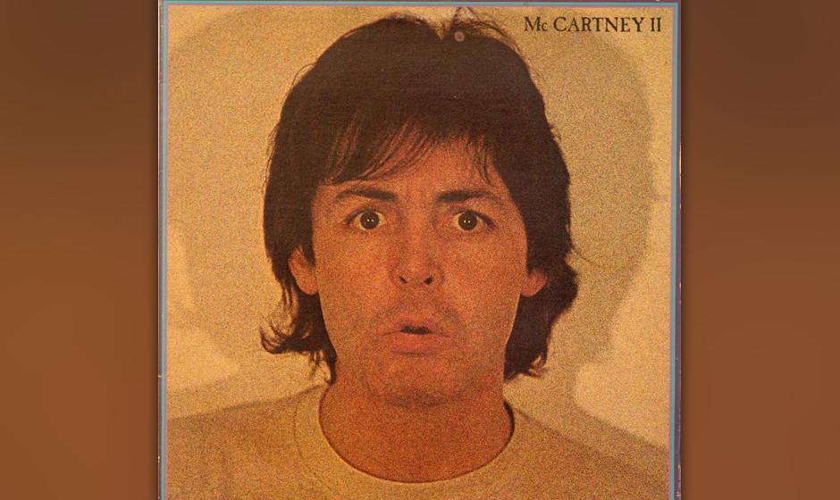 """29. One Of These Days (Auf """"McCartney II"""", 1980). Die ruhige akustische Ballade, die das teils krude Studioexperiment """""""