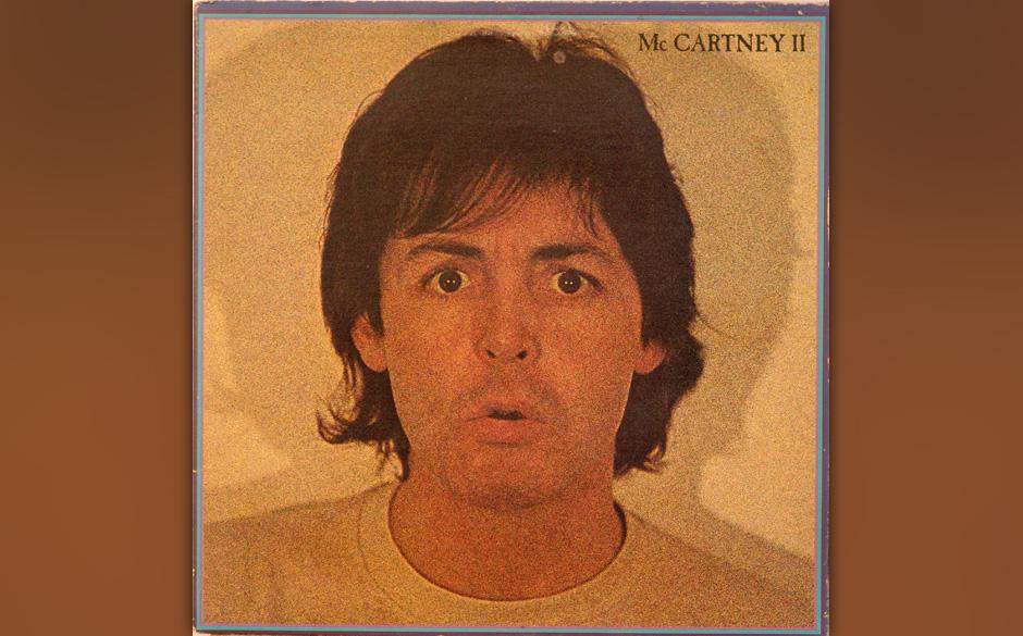"""28. One Of These Days (Auf """"McCartney II"""", 1980). Die ruhige akustische Ballade, die das teils krude Studioexperiment """""""