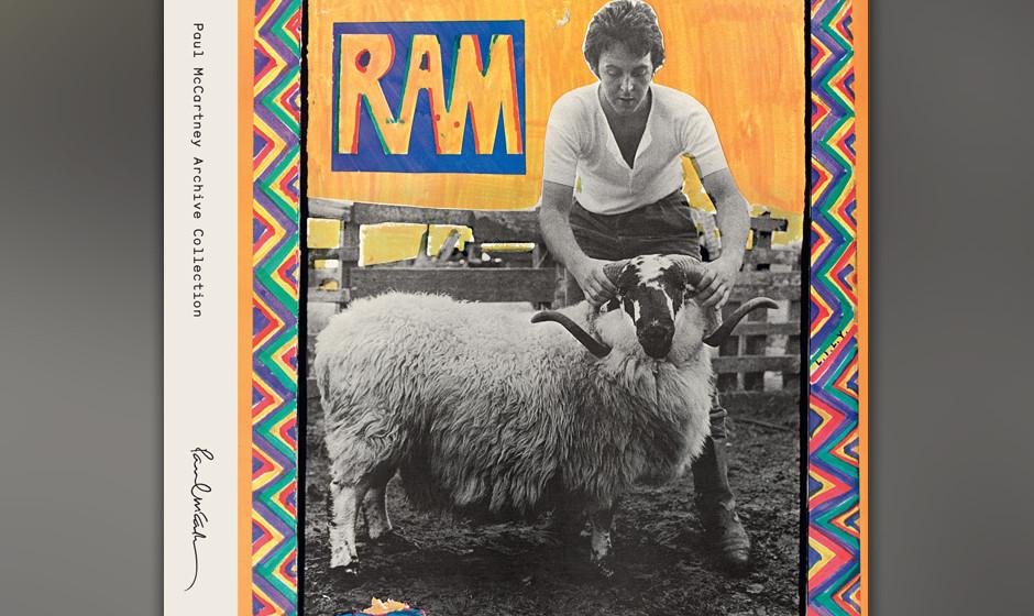 """4. Uncle Albert/Admiral Halsey (Auf """"Ram"""", 1970). Ein Song aus zwölf unterschiedlichen Motiven. Keine Ahnung, worum es g"""