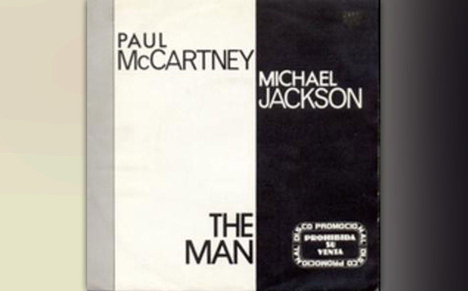 """53. The Man (Auf """"Pipes Of Peace"""", 1983). Neben """"Say Say Say"""" das zweite Duett mit Michael Jackson auf """"Pipes Of Pe"""