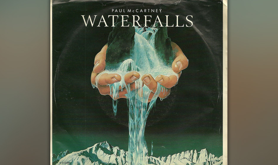"""54. Waterfalls (Auf """"McCartney II""""). Eigentlich wollte er nur ein bisschen Spaß im Heimstudio haben und keine Songs schr"""