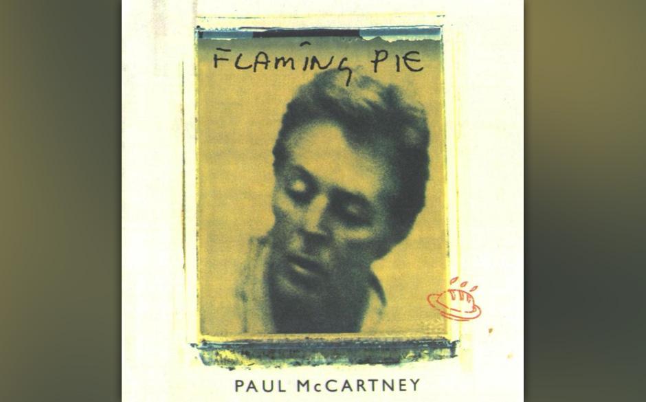 """60. Somedays (Auf """"Flaming Pie"""", 1997). Nach dem Ende der Arbeiten an der Beatles-""""Anthology"""" ließ McCartney auf sei"""