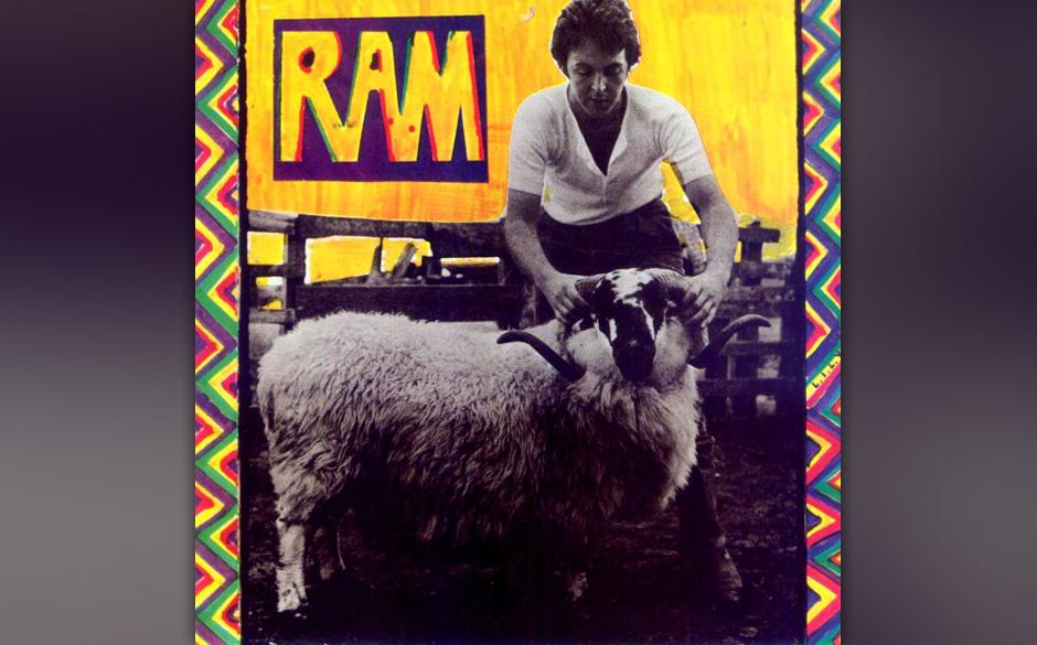 """32. Monkberry Moon Delight  (Auf """"Ram"""", 1971).Dieses surreale wilde Ungetüm von einem Song war wie geschaffen für den i"""