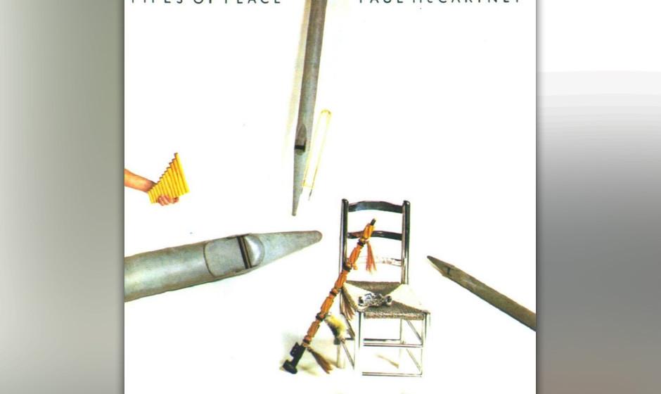 """67. Pipes Of Peace (Auf """"Pipes Of Peace"""", 1983). Eine Songsuite mit Kinderchor und 80s-Pathos. Man kann kaum glauben, das"""