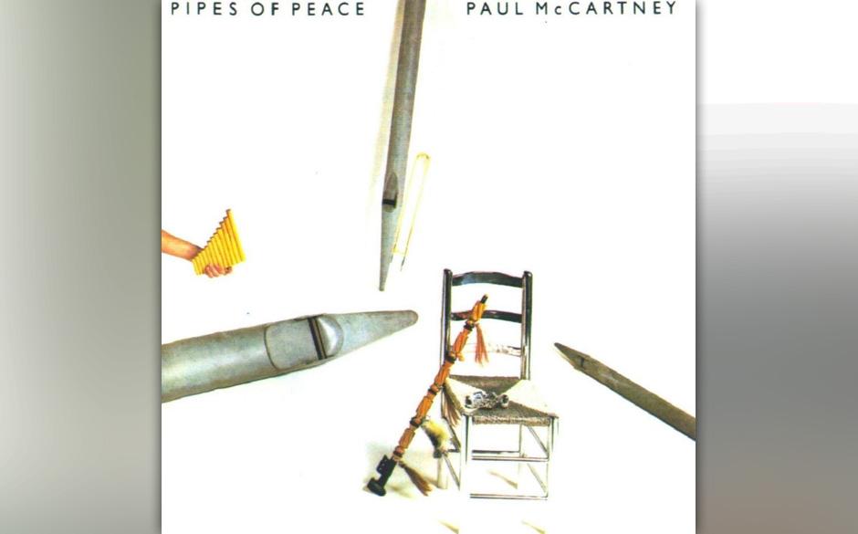 """66. Pipes Of Peace (Auf """"Pipes Of Peace"""", 1983). Eine Songsuite mit Kinderchor und 80s-Pathos. Man kann kaum glauben, das"""