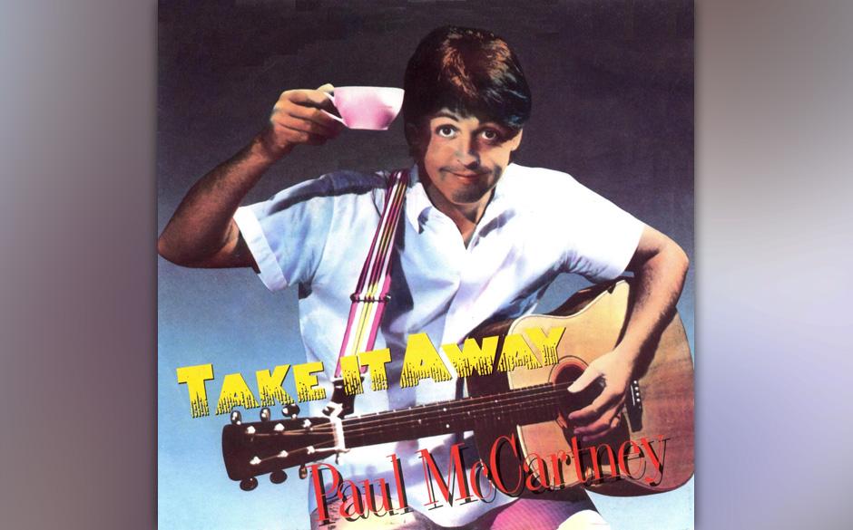 """66. Take It Away (Auf """"Tug Of War"""", 1982). Das dramatische """"Tug Of War"""" geht auf dem gleichnamigen Album in diesen pu"""