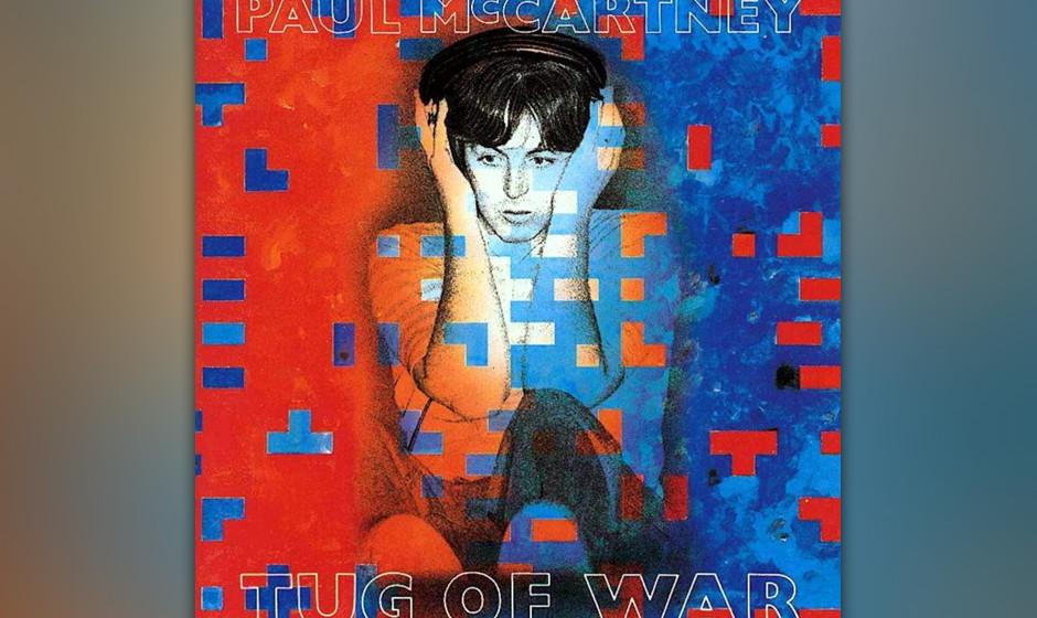 """48. Wanderlust (Auf """"Tug Of War"""", 1982). McCartney holt die große Beatles-Piano-Ballade in die Achtziger, und George Mar"""