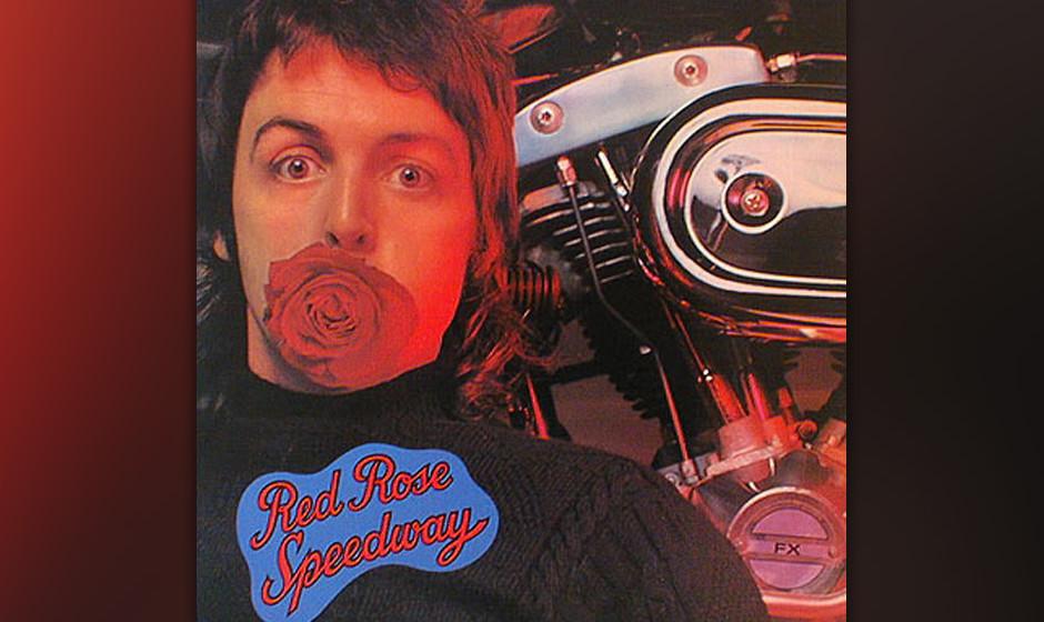 """56. Little Lamb Dragonfly (Auf """"Red Rose Speedway"""", 1973).McCartneys Vorliebe, mehrere Songideen zu einem Track zu verbin"""