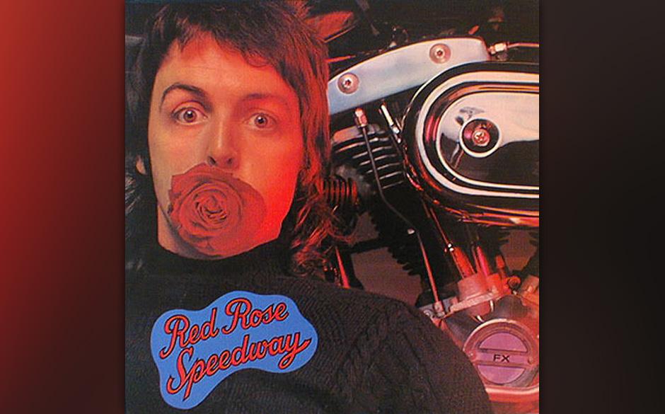 """56. Little Lamb Dragonfly (Auf """"Red Rose Speedway"""", 1973).McCartneys Vorliebe, mehrere Songideen zu einem Stück zu verbi"""